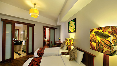 Cinta Ayu - Two Bedroom Suite